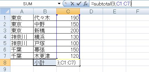 subtotal5
