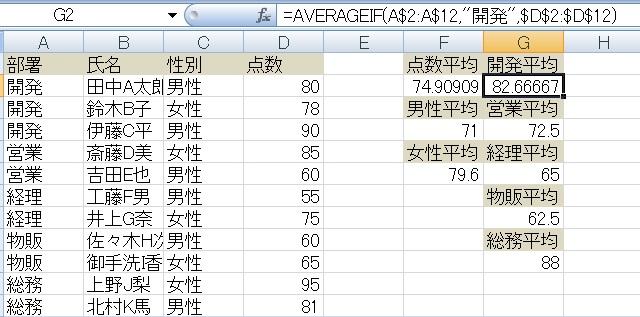 averageif9