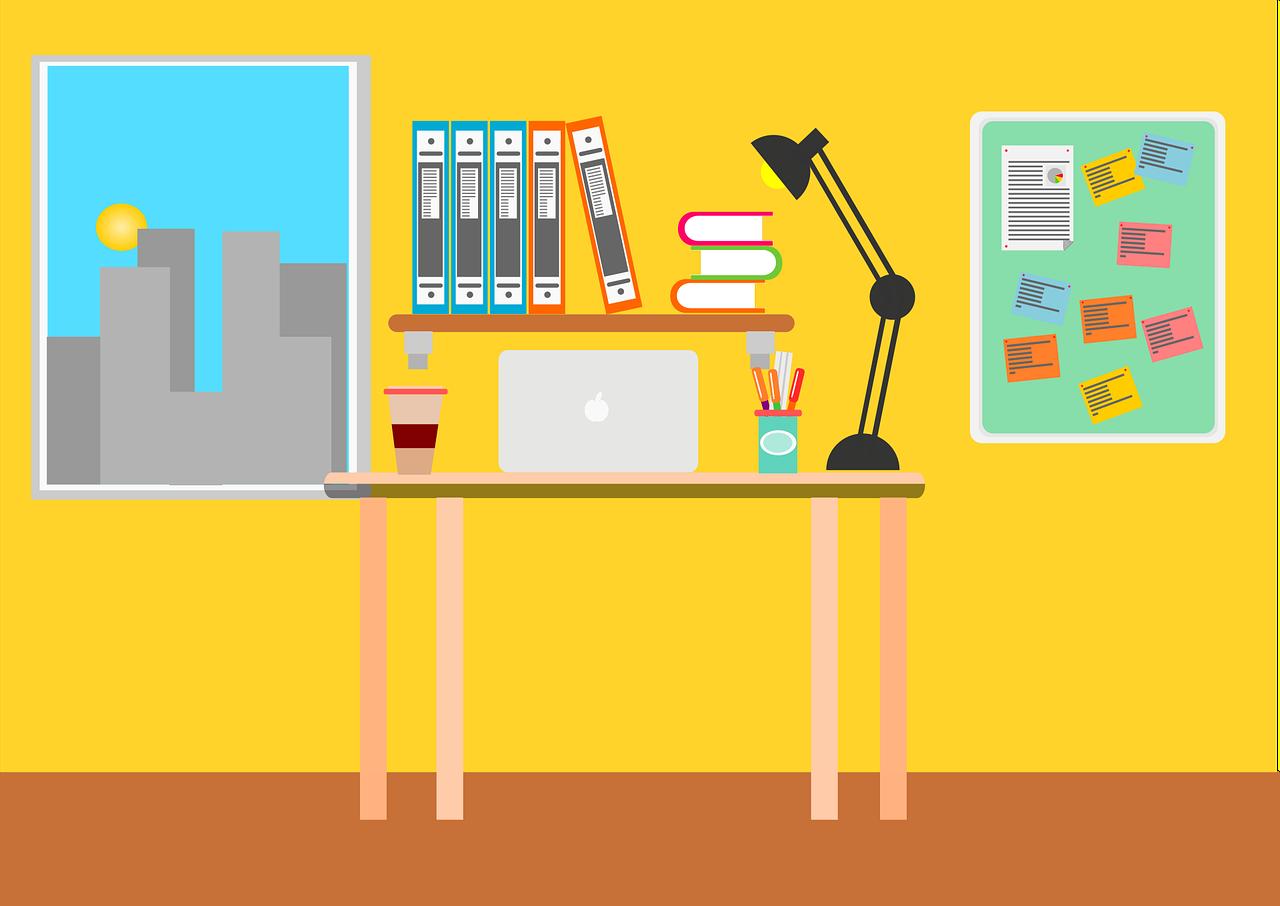 office-scene