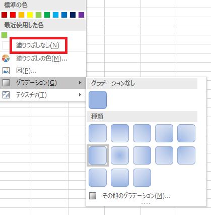 図形 グラデーション4
