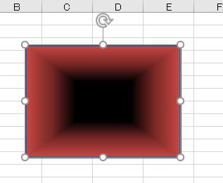 図形 グラデーション20